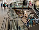 Mall retail stores
