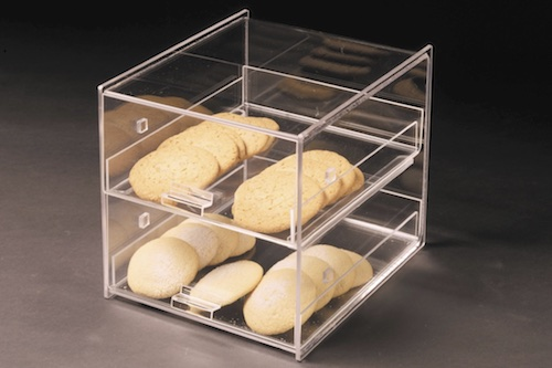 Acrylic Cookie Display Box