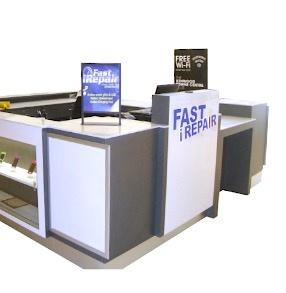 Fast Repair Mall Kiosk