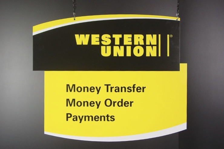 Western Union Hanging Sign DSC05293 740x492