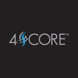 4 Score Logo