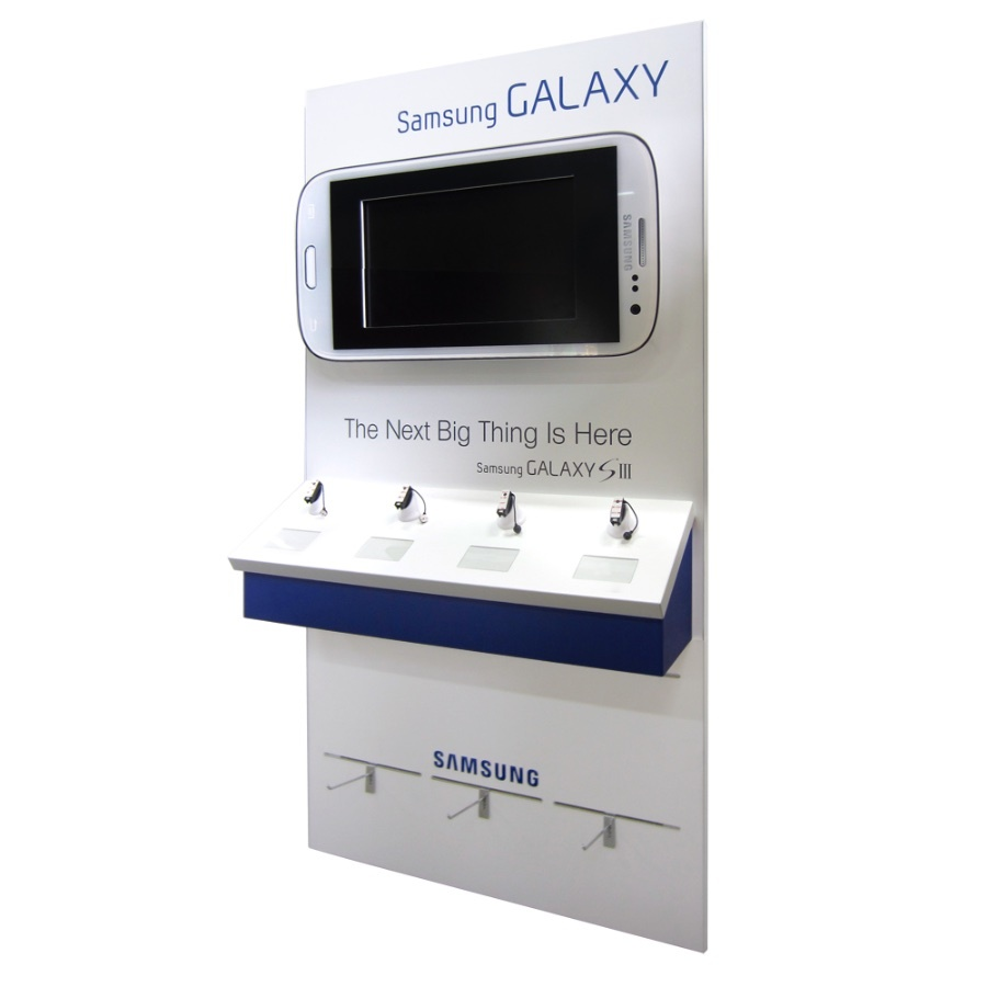 Samsung Droid Galaxy Display Fixture 1200x900