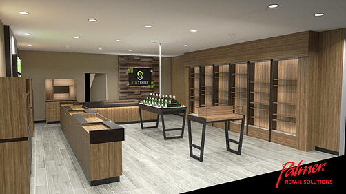 Dispensary Layout Designs